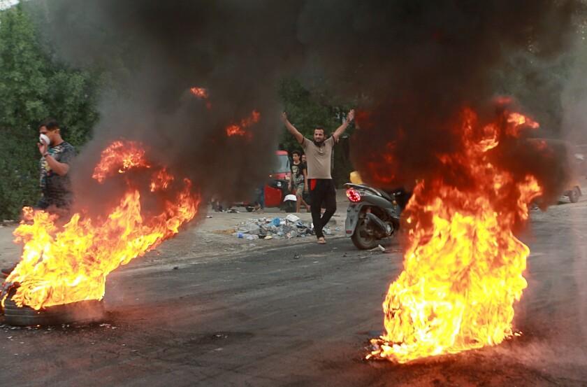 IRAK-PROTESTAS PERSPECTIVAS