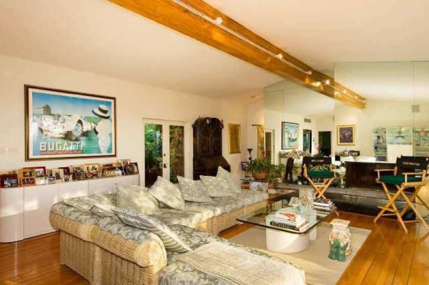 LAPD Chief William Bratton and his wife, Rikki Klieman, have sold their Los Feliz home.