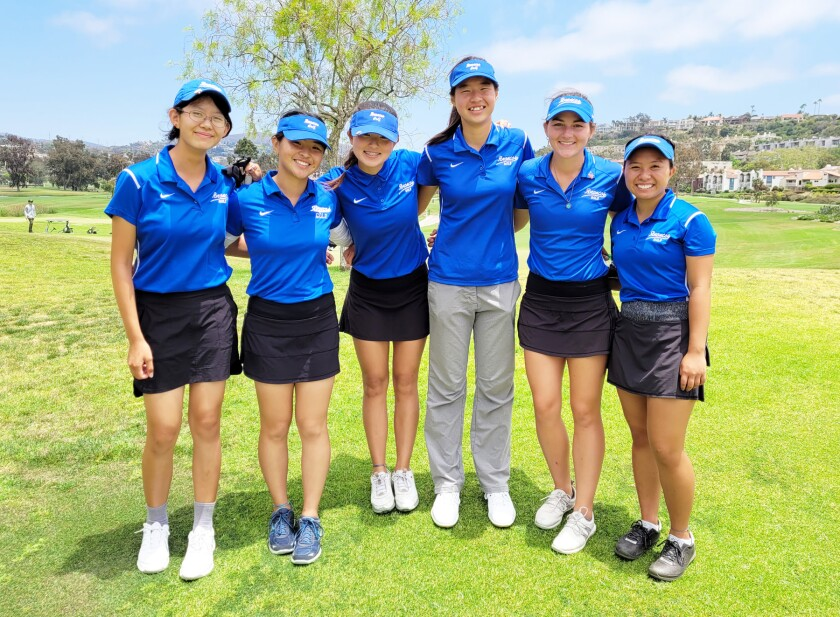 Rancho Bernardo's CIF team last year. Five are returning this fall.