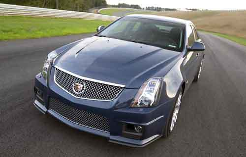 Hits and Misses of Bob Lutz's reign at GM Hit -- 2009 Cadillac CTS-V I cannot gauge whether the investment General Motors has put into this 191-mph monster makes good business sense. I understand that Cadillac is trying, and succeeding, to gain parity with German luxury brands and their high-performance divisions (BMW M, Mercedes-Benz AMG and Audi S). I further understand that these kinds of cars are halo products, bringing light and glory to the brand without necessarily returning a per-unit profit. -- Dan Neil For the full article, click here.
