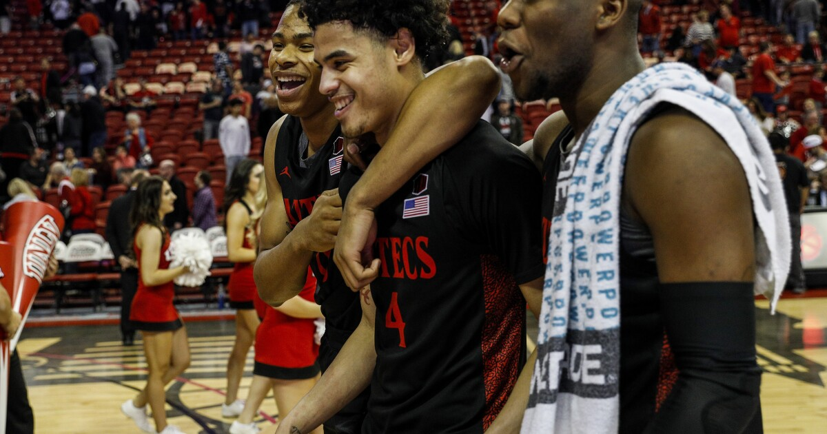 Less is more for Aztecs when it comes to basketball practice