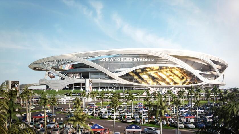 Proposed Carson stadium