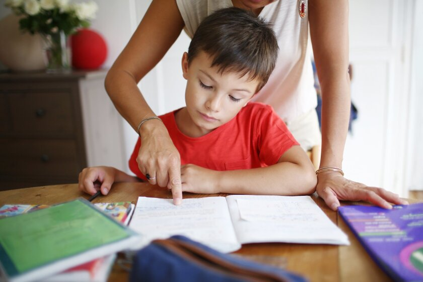 Important New Study Of Homework >> Yes There Is A Limit To How Much Homework Your Child Should Do