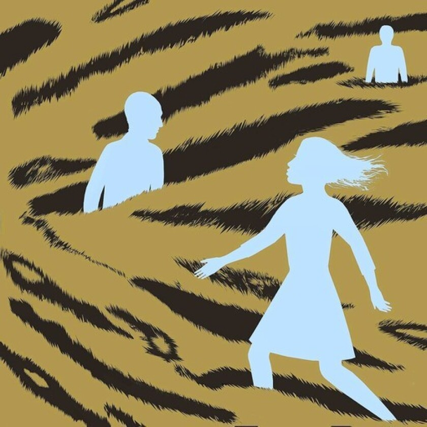 """Illustration for David Ulin's review of Tea Obreht's new novel, """"The Tiger's Wife."""""""