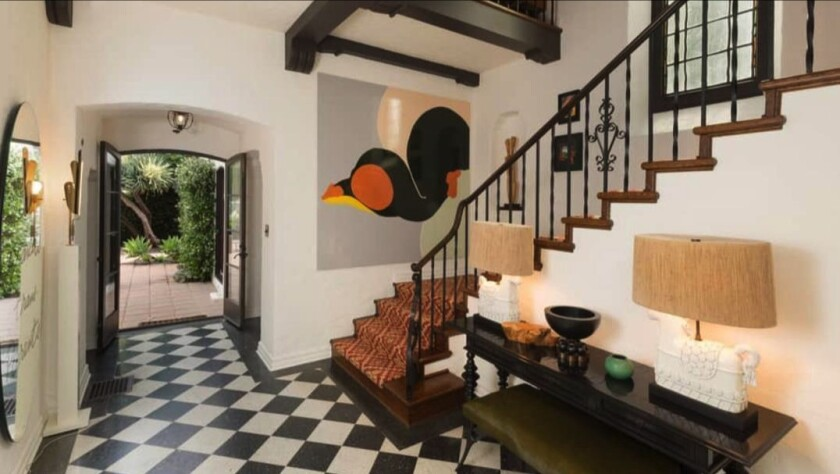 Jim Parsons' Los Feliz home   Hot Property