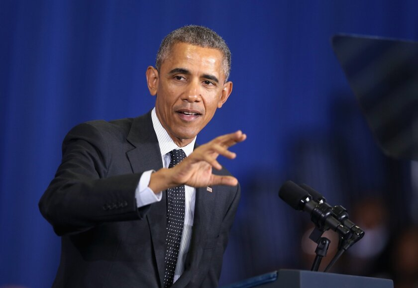 A judge ordered a delay for President Obama's executive actions on immigration.