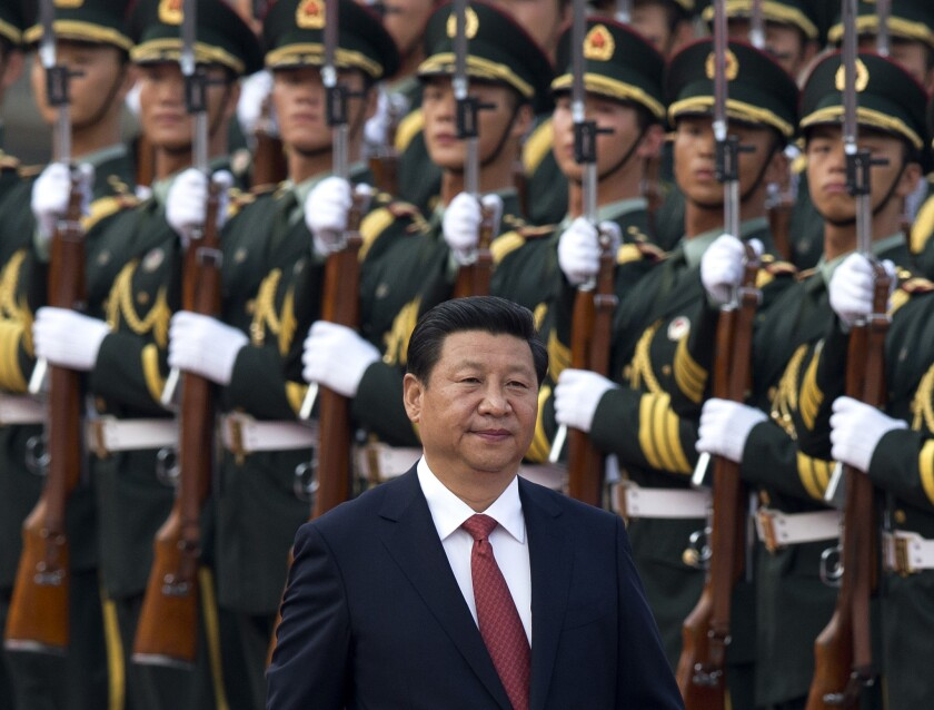 President Xi Jinping's brother-in-law was among members of the Chinese elite outed as having secret offshore holdings.