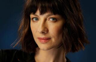 'Outlander's' Caitriona Balfe sees through Claire how women have been treated across history