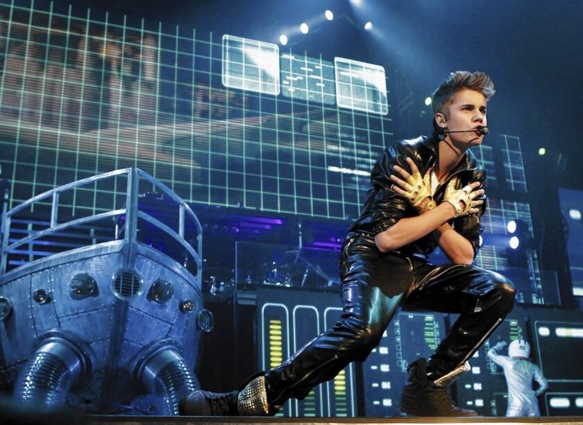 Justin Bieber's latest album shows his maturity.