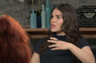 Emmy Roundtable: America Ferrera and Randall Park talk about representing a culture on TV