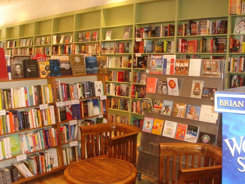 Diesel Books in Malibu is for sale.