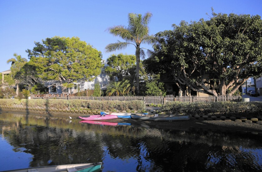 Venice Canals residents said one home was often rented out for short-term stays. Dozens signed a petition and urged L.A. officials to take action, but the city terminated its case in May.