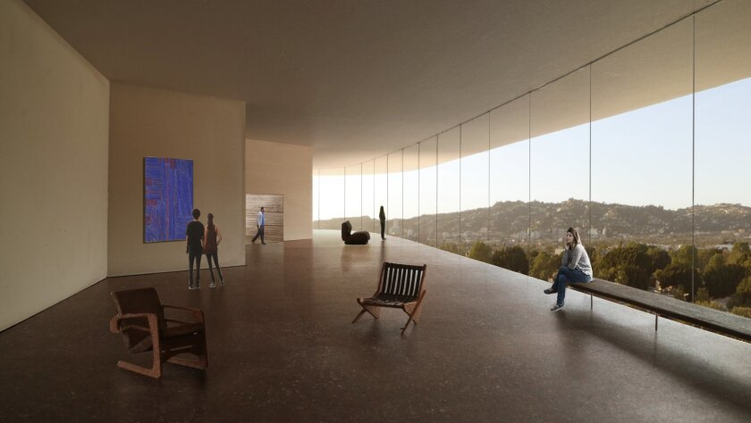 LACMA director Michael Govan wants to change the way museum permanent collections are displayed in t
