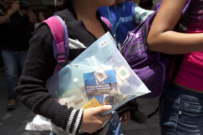 La ONU exhortó hoy a que cinco estados mexicanos eliminen de sus códigos civiles la posibilidad de que menores de 18 puedan casarse por determinación de un juez o una autoridad administrativa. EFE/ARCHIVO