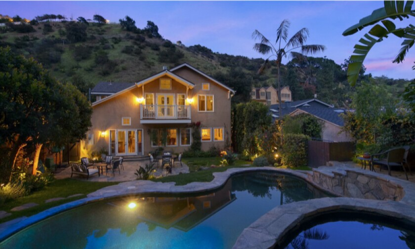 1815 Franklin Canyon Dr., Beverly Hills, 90210