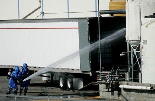 Hazardous Materials Spill