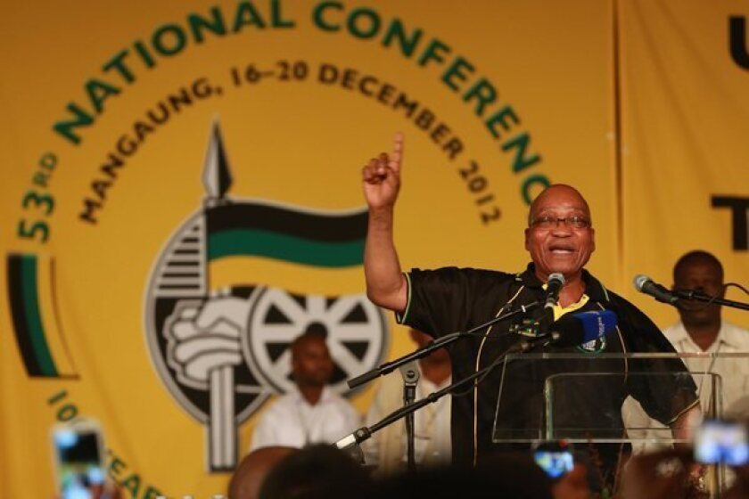 South Africa's Jacob Zuma: Pet dogs are part of 'white culture'