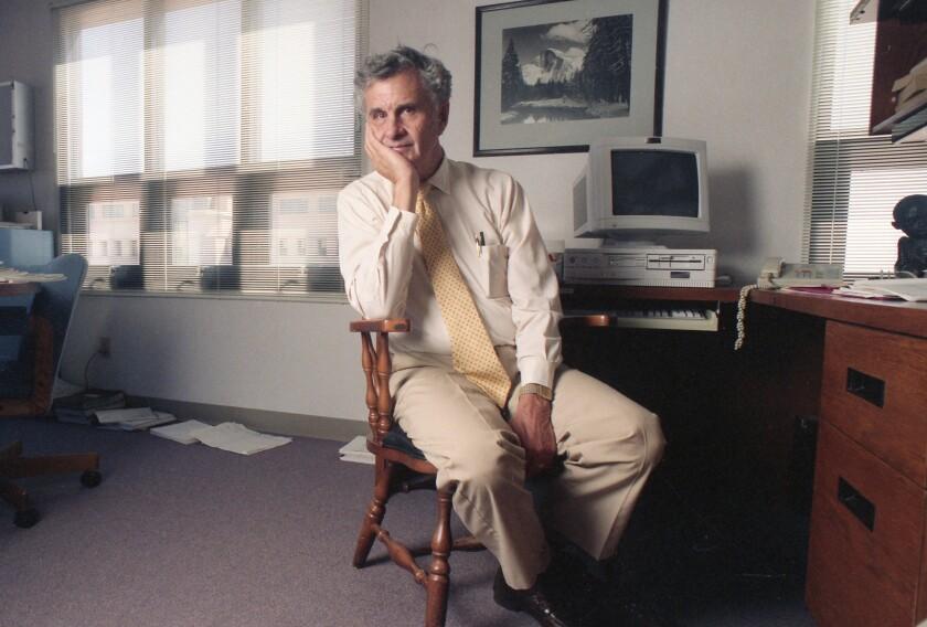 David Chadwick, M.D.