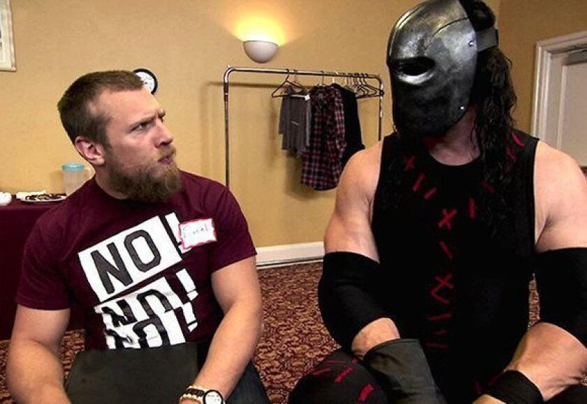 'Monday Night Raw' recap: Daniel Bryan needs anger management