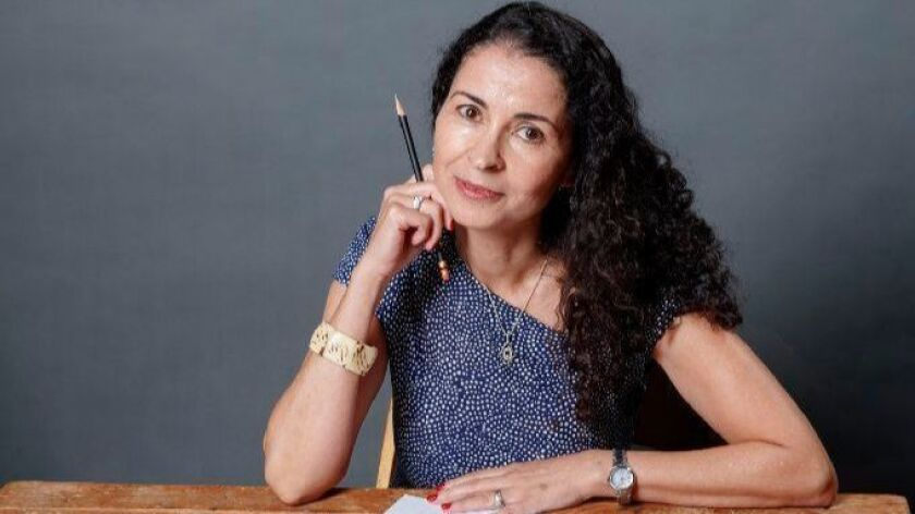 """The Los Angeles Times Book Club is reading Laila Lalami's novel, """"The Other Americans."""""""