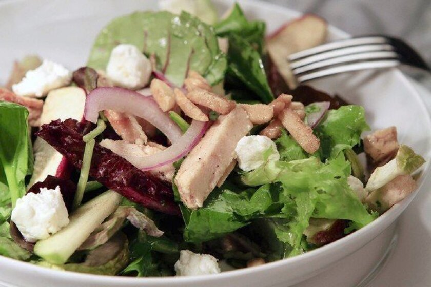 This week's Culinary SOS: Nordstrom's chicken salad