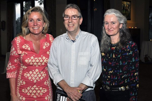 Erin Weidner, James and Zara Percy