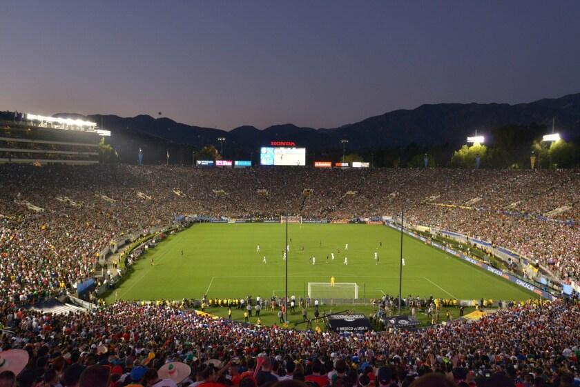 Soccer: Mexico at USA