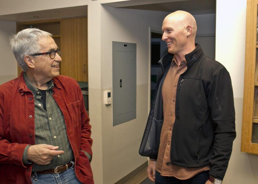 Dr. Ed Siegel, Michael Driscoll