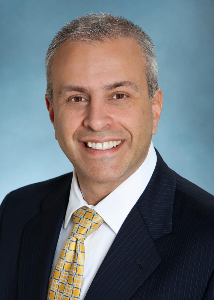 Julian Parra, chair of the San Diego Regional Economic Development Corp.