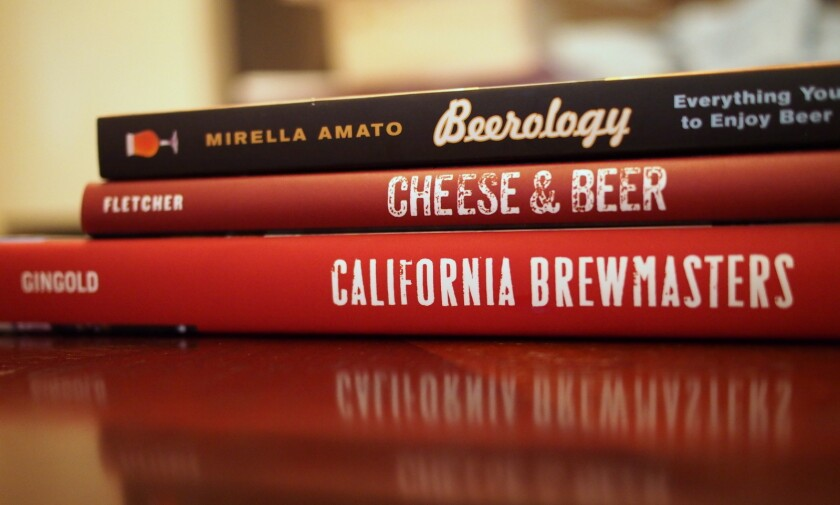 Three great books about beer.