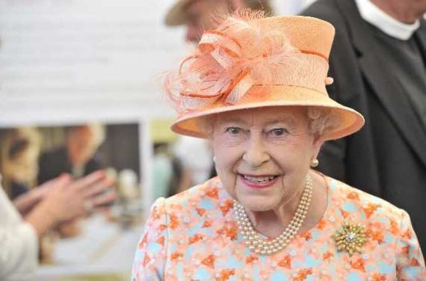 Will the queen light the London Olympics torch?
