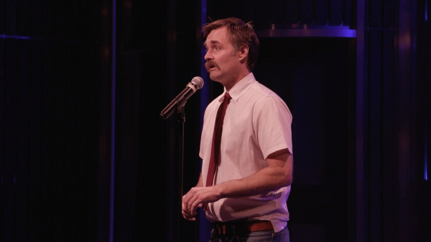"Will Forte in ""The Groundlings Theatre 45th Anniversary Show."""