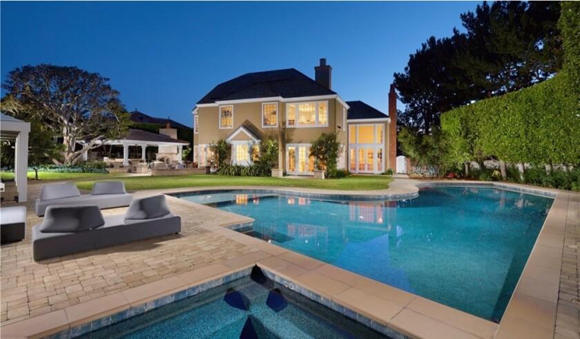 Scott Niedermayer's Newport Beach home