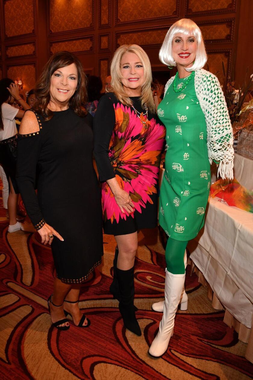 Lori Fox, Carrie Woodland, Sophia Alsadek