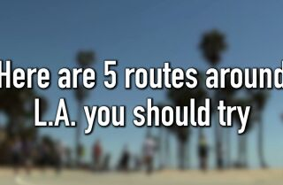 Five great runs to discover more of the L.A. area