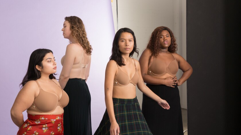 In a new initiative, socially-conscious bra maker Harper Wilde has teamed with Los Angeles based For