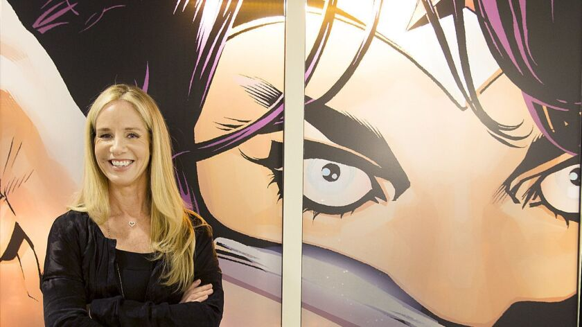 After a two-month leave of absence, DC Entertainment President Diane Nelson will not be returning to the comic book publisher.