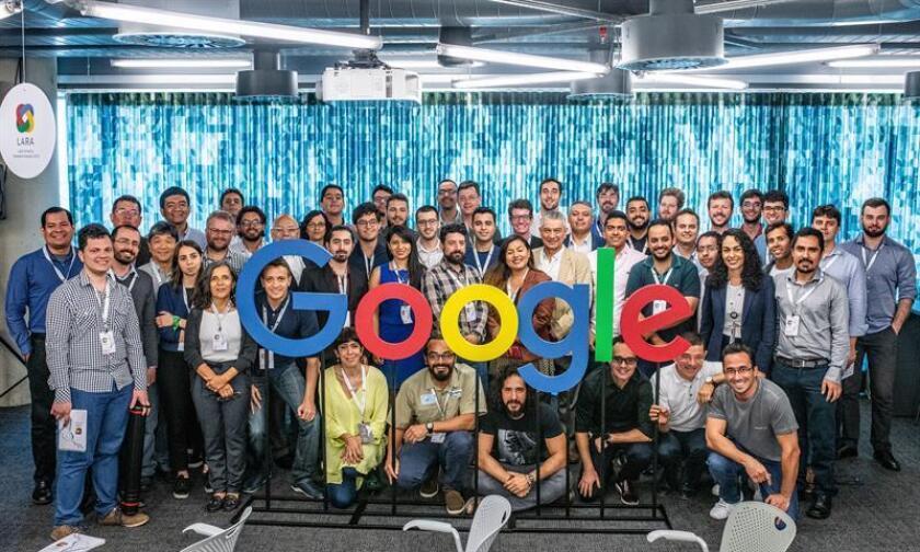 Fotografía cedida por Google que muestra a los participantes en la sexta versión de los Latin American Research Awards (LARA) hoy, martes 23 de octubre de 2018, en Belo Horizonte (Brasil). EFE/Nereu Jr/Google