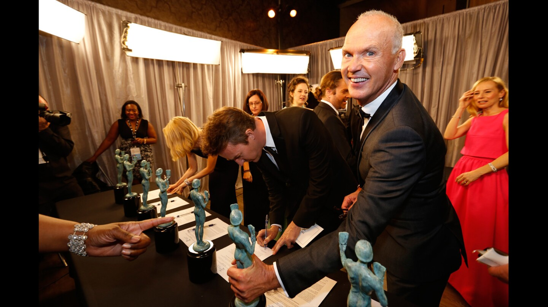 Quotes from the stars | Michael Keaton, 'Birdman'