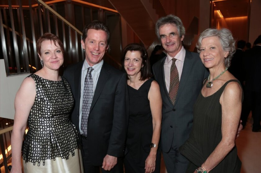 Rachel Moore, Terry Dwyer, Amy Dwyer, Kevin McKenzie, Martine van Hamel