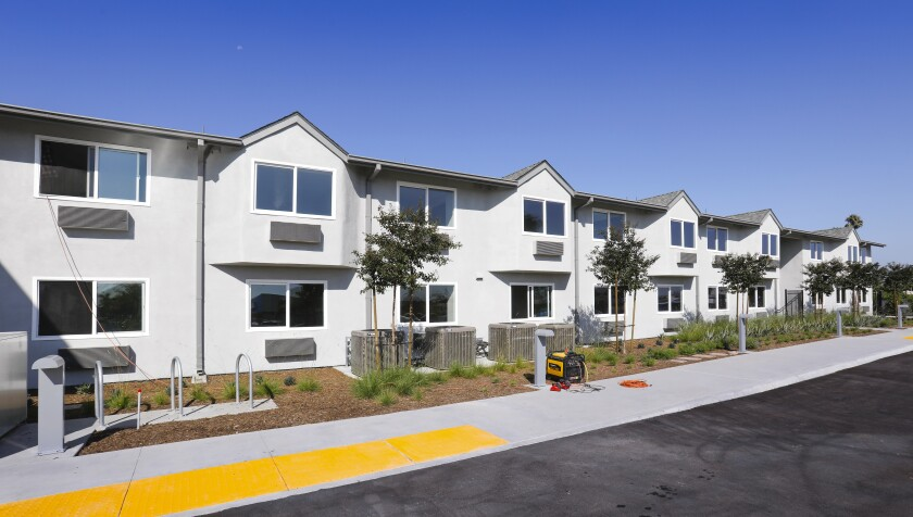 City-owned rehab center for low-level offenders nears completion, but opening date is in limbo - The San Diego Union-Tribune