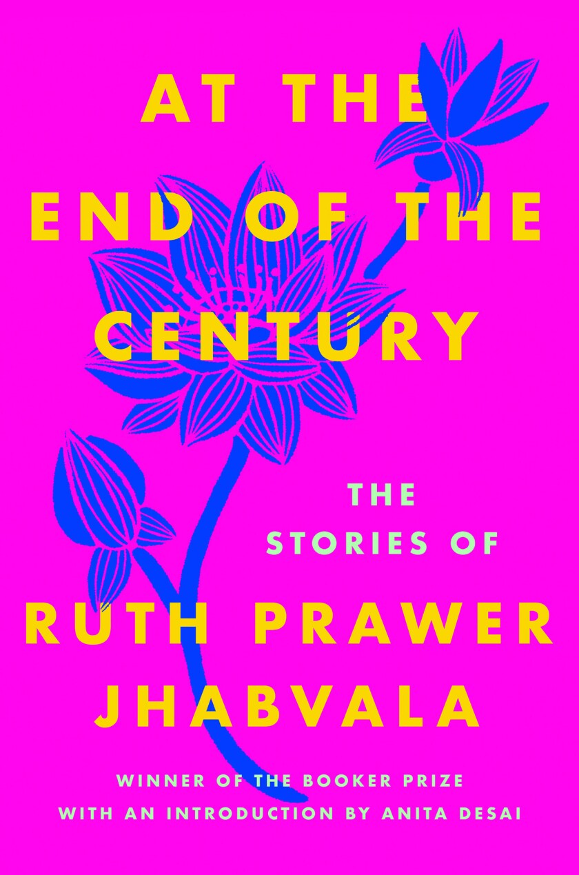 """A book jacket for Ruth Rrawer Jhabvala's """"At the End of the Century."""" Credit: Little, Brown UK"""