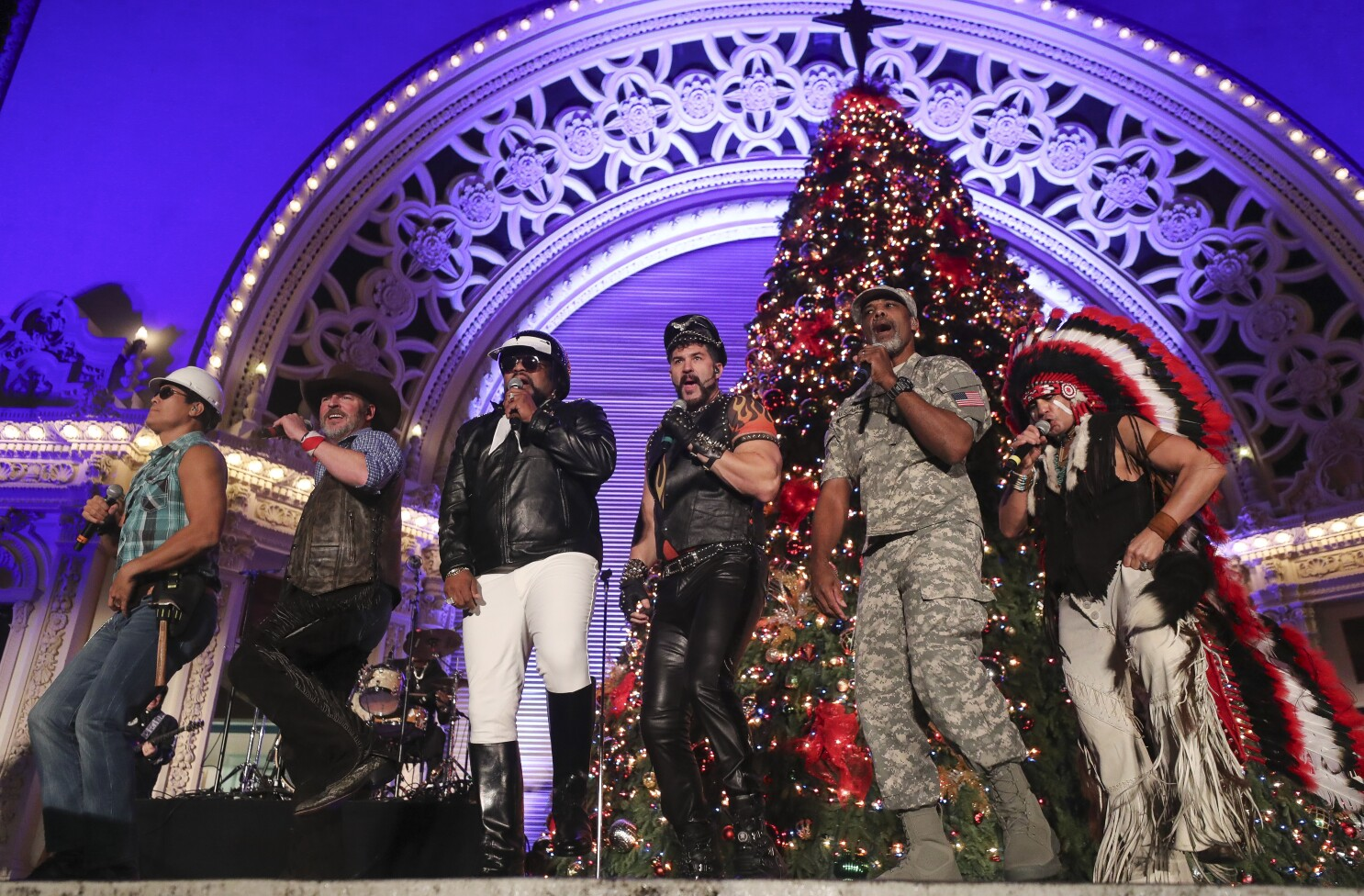 Village People S Y M C A Inducted By Library Of Congress As Group Debuts New Coronavirus Inspired Video The San Diego Union Tribune