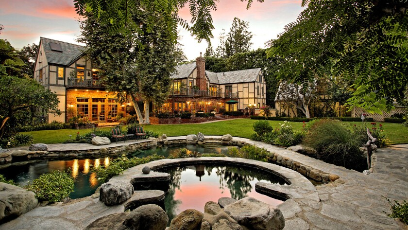 Agents listed Paul Williams as the architect for this $40-million Beverly Hills property, yet there are no records showing that Williams worked on the home.