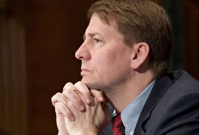 Richard Cordray, director of the Consumer Financial Protection Bureau, might be asked to step down by President Donald Trump as GOP lawmakers target the agency.