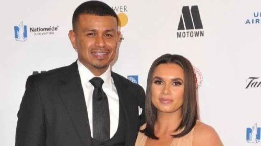 Former NBA player and coach Earl Watson and his girlfriend, sports radio host Joy Taylor, have paid $2.75 million for a newly built home in Encino.