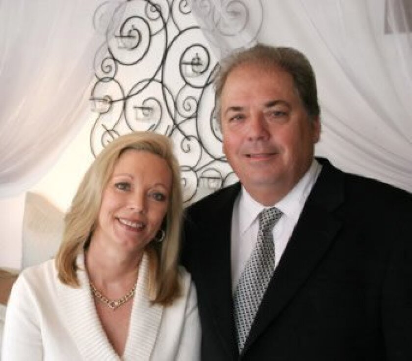Everett Stunz owners Nicki and Phil Coller. Courtesy