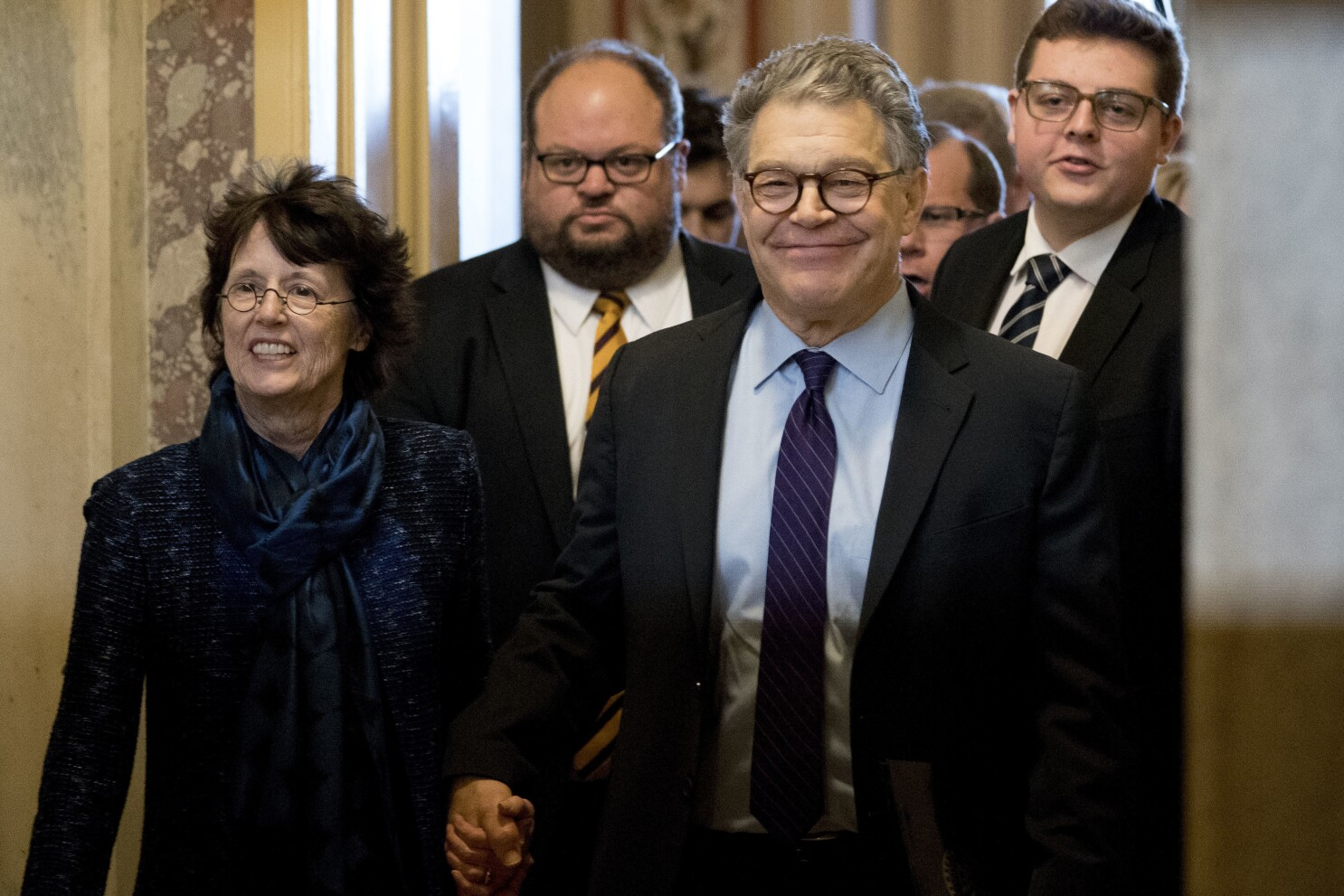 Al Franken says he regrets resigning from Senate