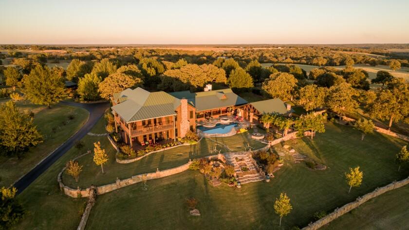 Terry Bradshaw's ranch