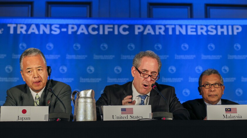 Twelve-nation trans-Pacific trade pact finalized